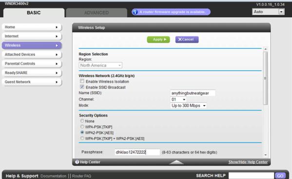 How to Setup a Netgear Dual-Band Router - Tech Support Forum