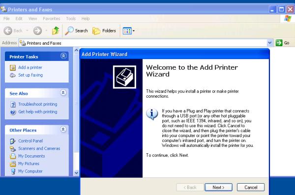 Emulate Printer Drivers On Windows 2000