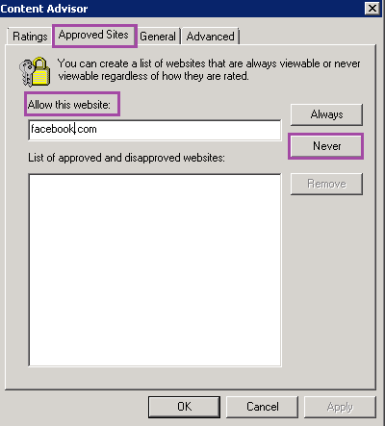 Content Advisor pic1